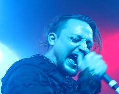 Paresis: BEAT:CANCER Winter Tour 2018: Electrowerkz, N1: 13-Oct 2018 (amodelofcontrol) Tags: beatcancer electrowerkz london gig paresis