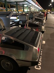 Orange County DeLorean Club - Dinner with the D's