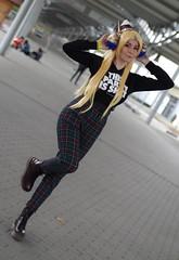 Dóra ... MondoCon 2018 autumn _ FP8059M (attila.stefan) Tags: dóra 2018 2875mm mondocon manga anime aspherical attila stefán stefan tamron hungary hungexpo budapest con cosplay pentax portrait portré k50