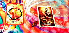 Card Reading for Monday 22nd October 2018 / Chinese Fortune Reading Cards Hope - Kuan Yin Oracle - Daughter of The Phoenix (makeuptemple) Tags: chinese fortune telling cards kuan yin oracle card of the day reading