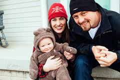 Family Photo (nichols_) Tags: familyphoto cute baby mom dad vsco fujifilm xt2
