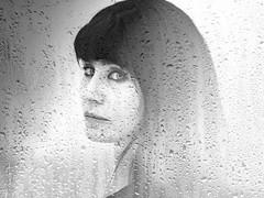 In My Gray Days, Your Look Always Raises My Soul. (Ramiro Francisco Campello) Tags: love portrait blackandwhite bw blancoynegro retrato retratos soul alma rain nostalgia flickr ig day gray gris bahia blanca buenos aires bahiablanca buenosaires ramirofranciscocampello look mirada miradas miradasdelalma