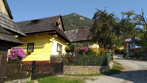 20180921-30 Vlkolínec » Village typique (XIV), UNESCO