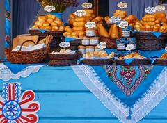 Delikatessy (Petri Juhana) Tags: food krakow market bread bub colours tourism poland yummy