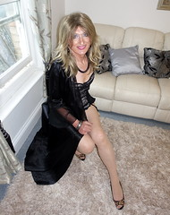 Yours to keep (Julie Bracken) Tags: satin kelayla transvista cd tgurl feminized xdresser mature old tv portrait hair red fashion transvestite mini skirt transgender m2f mtf transsisters enfemme ginger redhead party tranny trannie heels nylon julieb85 crossdressing crossdresser tgirl feminised 2018 kinky pantyhose crossdress polyamorous lgbt kelayla04