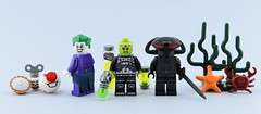 Dc minifigs #15 : Villains improvements🔨