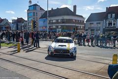 AMG GT4 (Alessandro_059) Tags: mercedesbenz amg gt4 silver masters speed zoute grand prix 2018