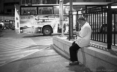 at the bus station (steve: they can't all be zingers!!! (primus)) Tags: sonya7r canonfd50mmf14 primelens prime primecanonlens 50mm