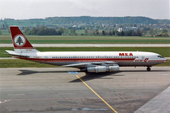 Middle East Airlines - MEA Boeing 707-323C OD-AHC (Kambui) Tags: middleeastairlines mea boeing 707323c odahc