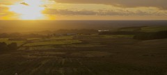 Sunset from Anglezarke Moor, Chorley, Lancashire, UK (BrianDerbyshire) Tags: uk lancashire chorley anglezarke moors moorland sunset light canon canondslr canon760d irish sea irishsea