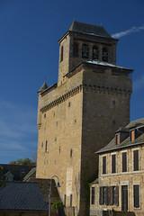 Eglise fortifiée d'Inières (Michel Seguret Thanks for 13.6 M views !!!) Tags: france aveyron rouergue michelseguret nikon d800 pro