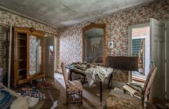 Manoir du Professeur - Abandoned house