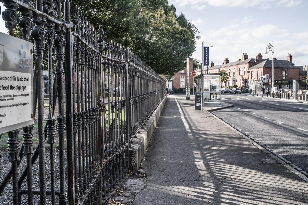 A QUICK VISIT TO ECCLES STREET [DUBLIN 7]-145001