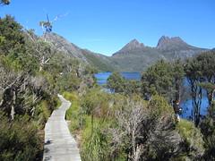 IMG_3825 (shearwater41) Tags: australia tasmania cradlemountain dovelake boardwalk lake