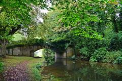 Lady's Bridge.. (festoon1) Tags: bridge chesterfieldcanal nottinghamshire