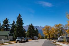 Leadville, Colorado City Street in Autumn (Tony Webster) Tags: colorado leadville rv cars citystreet fallcolors homes mountains parking street