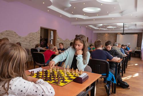 Grand Prix Spółdzielni Mieszkaniowej w Szachach Turniej VII-46