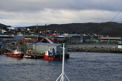 Kirknes 2 (bigjon) Tags: kirkenes arctic norway sea barents fishing town hurtigruten king harold