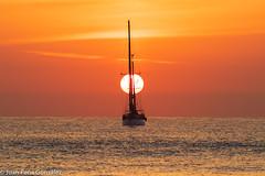 El Velero ( calvin1961) Tags: canon eos6d canonef70200f4lisusm playa playadesanjuan beach sunrise amanecer mar sail velero barco sol alicante alicantecomunidadvalenciana comunidadvalenciana españa spain