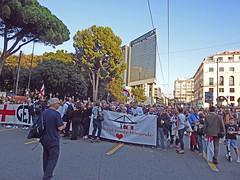 18101322433riprgenova (coundown) Tags: genova riprendiamocigenova ponte morandi manifestazione corteo cittadini mobilitazione crollo bandiere