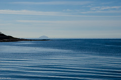 On The Horizon! (BGDL) Tags: lightroomcc nikond7000 bgdl landscape nikkor18105mm3556g seascape prestwick firthofclyde ailsacraig onthehorizon