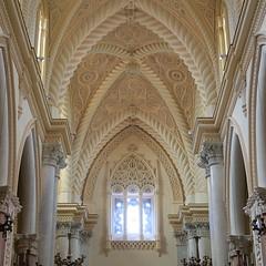 Sicilië, Erice, Chiesa Madre (Adfoto) Tags: italy italië sicily sicilië erice architecture architectuur church kerk neogothic neogotisch