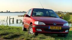 Peugeot 106 1.4i Accent (Skylark92) Tags: nederland netherlands holland noordholland northholland kinselmeer uitdammerdijk peugeot 106 14i accent 1998 onk tsjl88