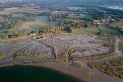 DJI_0009 (gael.lebrun56) Tags: bridge brittany bretagne pont suspendu sea mer marée drone