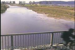 桂川羽束師橋ライブカメラ画像. 2018/10/20 11:40 (River LiveCamera) Tags: id3145 rivercode8606040167 ym201810 桂川 羽束師橋 ymd20181020