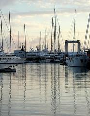 Fishermen'a Wharf, Palma de Mallorca (Ronnie Gaye) Tags: palma mallorca dusk