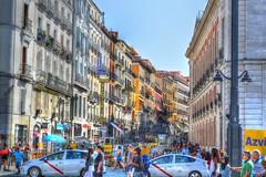 Urban Life (M Malinov) Tags: city urban cityscape street streetview capital spain madrid мадрид град испания европа europe eu buildings life