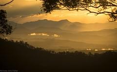 over Mount Misery (dustaway) Tags: landscape lateafternoon poststorm mainrange laheyslookout mountmisery view sunsetclouds tamborinemountain mounttamborine sequeensland queensland australia australianlandscape spring