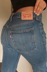 Levis Ass 38 (dennisk4760) Tags: levis ass jeans arsch butt denim 501 tight sexy