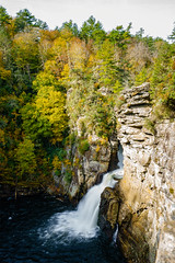 Basin View - Linville Falls (James_Burden) Tags: linville linvillefalls plungebasin fall2018 northcarolina blueridgeparkway