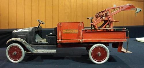 Buddy L truck ($1,036)