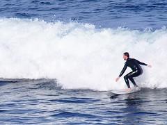 Cronulla Surfer (Muttley 05) Tags: sydney australia nsw surfing surfers pacificocean tasmansea cronulla