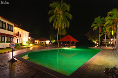 Green Pool (Hafiz.Soyuz.Photography™) Tags: nikon landscapes nature resort spa pool nightscapes palm tree