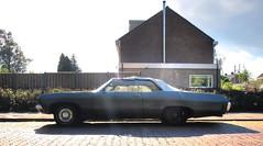 Chevrolet Impala Convertible (Skylark92) Tags: nederland netherlands holland noordholland northholland zwanenburg chevrolet impala convertible v8 automatic 1970 3270mn onk origineel nederlands kenteken hdr
