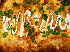 Skinnytaste WW friendly Chicken Enchiladas (classymis) Tags: classymis food mexicanfood enchiladas yummy meal