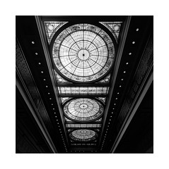 Light Falloff... (roylee21918) Tags: baltimore city maryland penn station architecture monochrome blackwhite dxo photolab