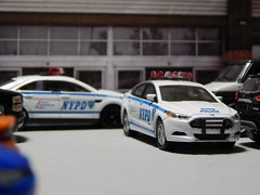 NYPD On Scene (Terence029) Tags: nypd ford diecast policecar greenlight