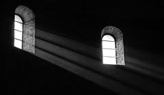 Rays (Chiaro Chiari) Tags: raggi light luce effect effettp sun sole windows finestre virginia italy italia tourism art brescia holy shadows spirit santo ombre spirito culture architecture