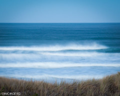 Florence (Nick Kanta) Tags: beach color d90 florence grass le longexposure nikon ocean oregon oregoncoast outdoorphotography pacific sky surf tamron1750 water waves