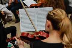 _DSC6184 (erengun3) Tags: jp morgan symphony orchestra rehearsal jpmorgan beethovens 9th eastlondon london londra orkestra raffaello morales citygateway ezgigunuc ezgidalaslan ezgi gunuc violin