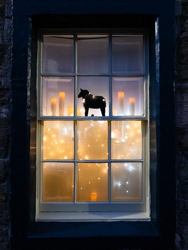 High Street Window, Festival of Light