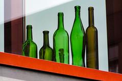 'It's Still Life' (Canadapt) Tags: bottles window reflection building stilllife tromsø norway canadapt