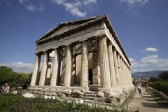 Employee's Entrance (KRLKiev) Tags: greece travel athens