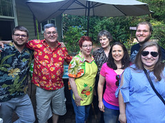 2018 YIP Day 245: These folks (knoopie) Tags: 2018 september iphone picturemail 2018yip project365 365project 2018365 yiipday245 day245 wes david jennifer jenny kayla maryellen brandon