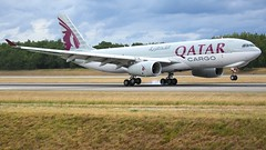 A7-AFZ (Breitling Jet Team) Tags: a7afz qatar cargo euroairport bsl mlh basel flughafen lfsb eap