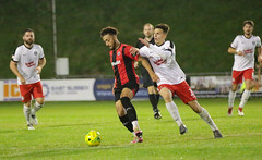 Lewes 2 Kings Langley 1 FAC replay 26 09 2018-418.jpg (jamesboyes) Tags: lewes kingslangley football nonleague soccer fussball calcio voetbal amateur facup tackle pitch canon 70d dslr